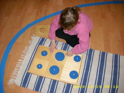 cabinet de géometrie école montessori vernouillet
