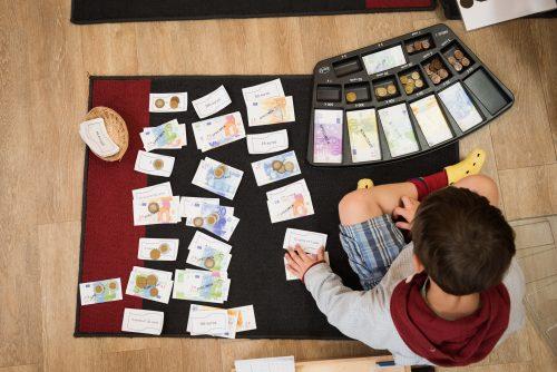 l'euro école Montessori Vernouillet