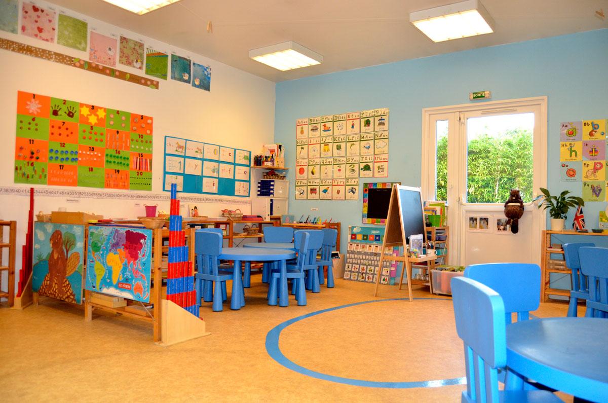 classe maternelle 2 ecole montessori vernouillet