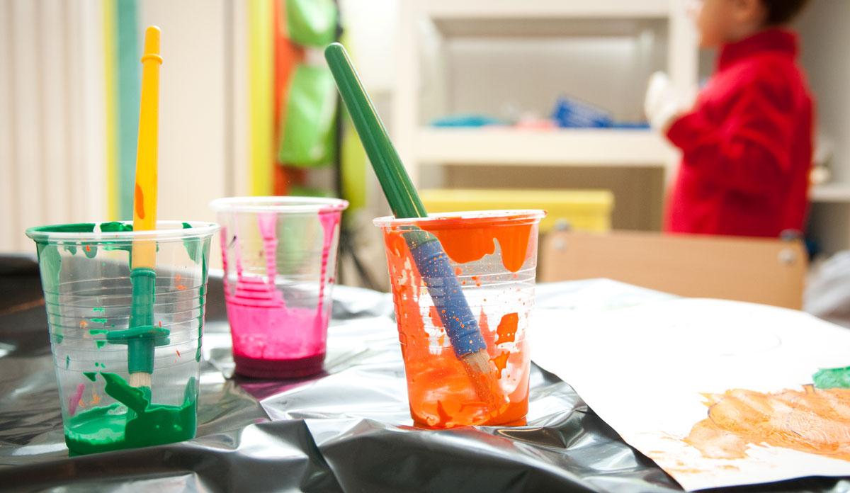 élève classe d'éveil 2 école montessori vernouillet